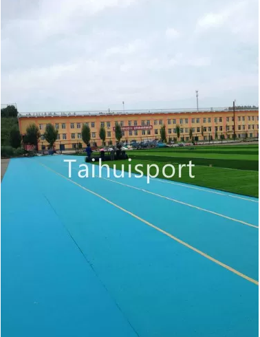 Crosslinked PE Foam Synthetic Grass Artificial Turf Shock Pad UV Resistant 4000mm/Hr Water Drainage various thickness