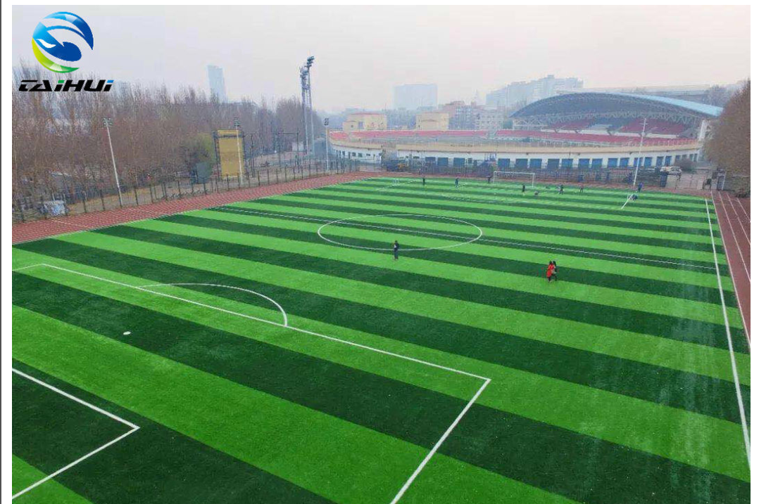 0.3 MPa Tensile Strength Water Proof Lawn Underlay Crosslink Foam Sheets Recycling No Odor For Artificial Turf